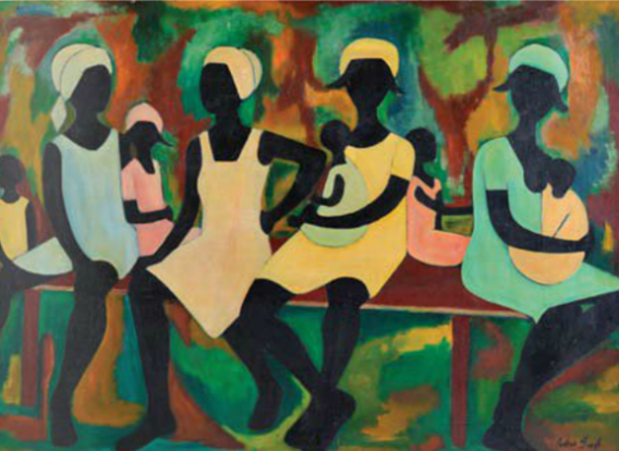 In Cayman, the Art of Jamaica (With images) Jamaican art