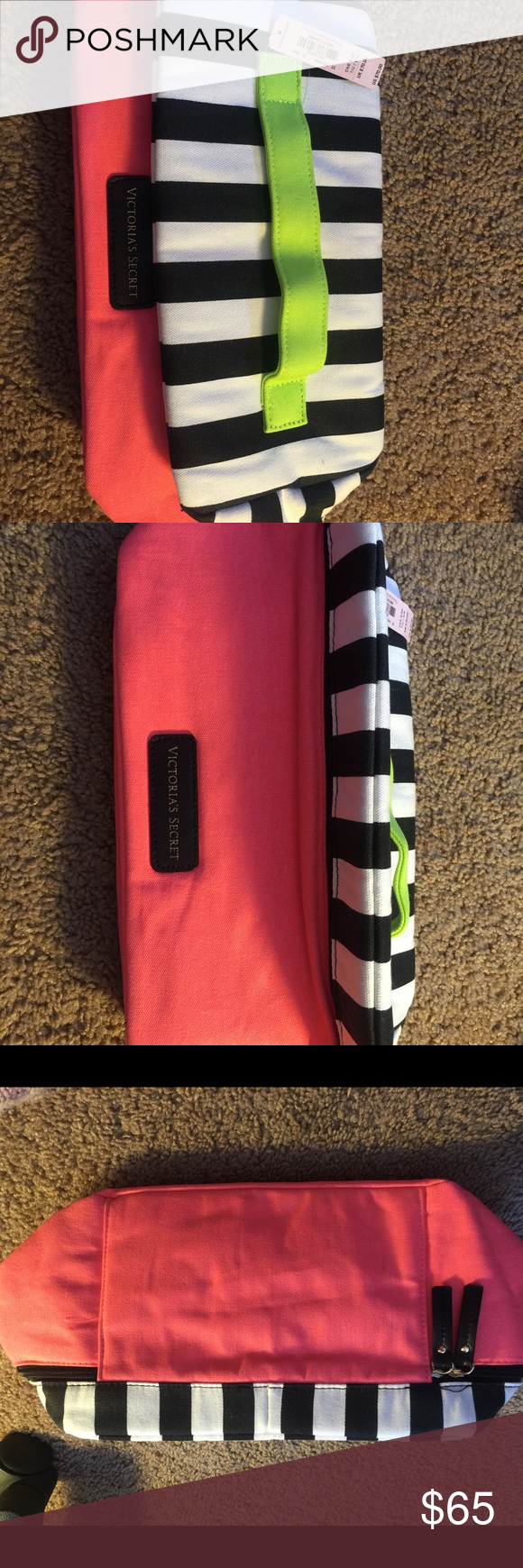 Victoria's Secret Lingerie bag Never used, no flaws Victoria's Secret Bags Cosmetic Bags & Cases