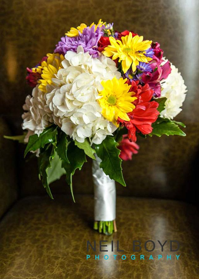 Wedding Flowers Color Neil Boyd Photography Raleigh Nc