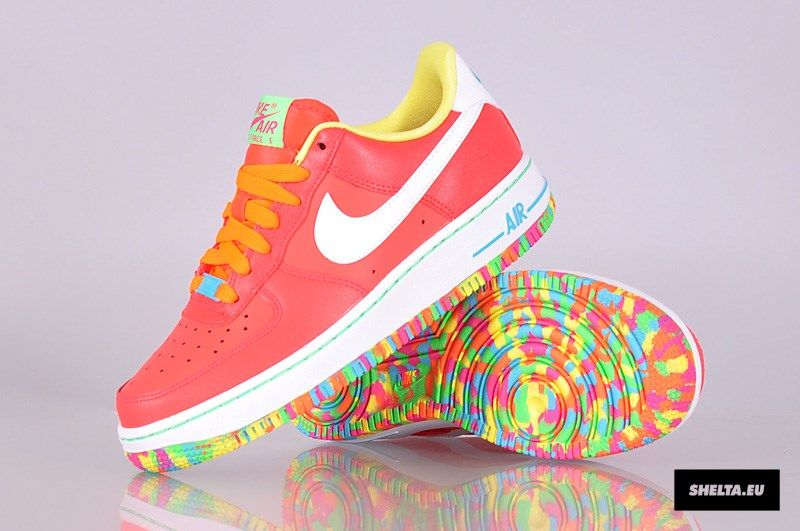 39ebe2a1f6b969 Nike Air Force 1 Low Fruity Pebbles