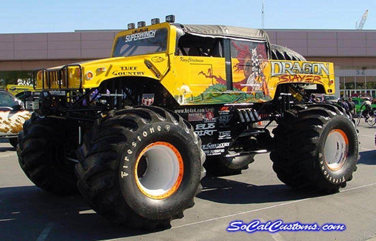 Monster Truck Wallpaper Pic Http Hdwallpaper Info Monster
