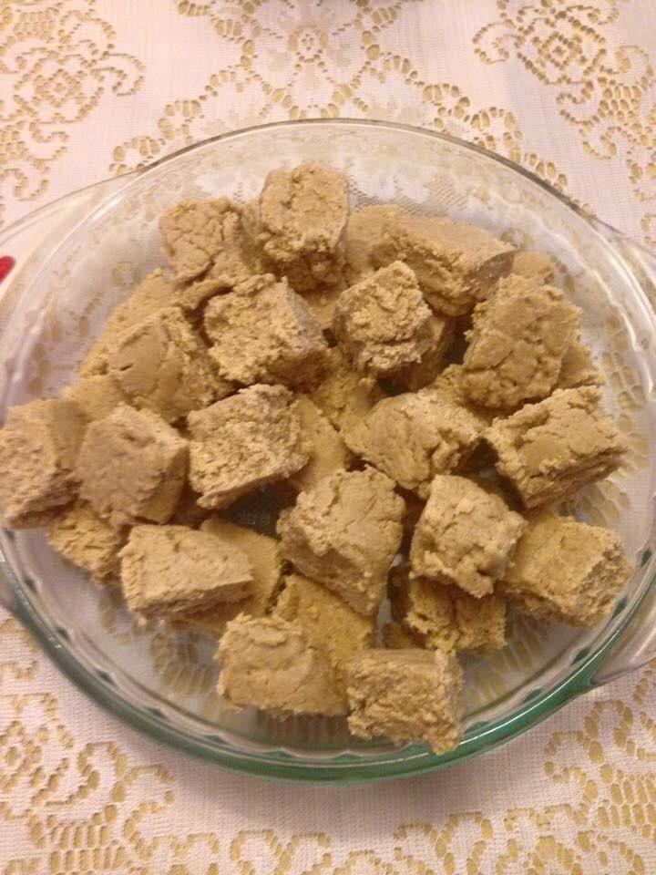 Milk Fudge Guyanese Style Trini Food Island Food Food