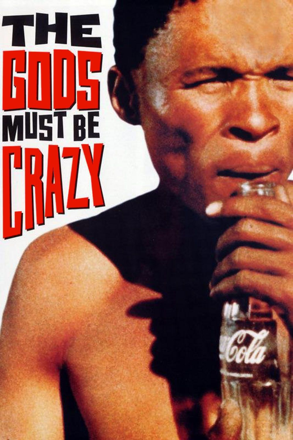 the gods must be crazy poster cinema pinterest