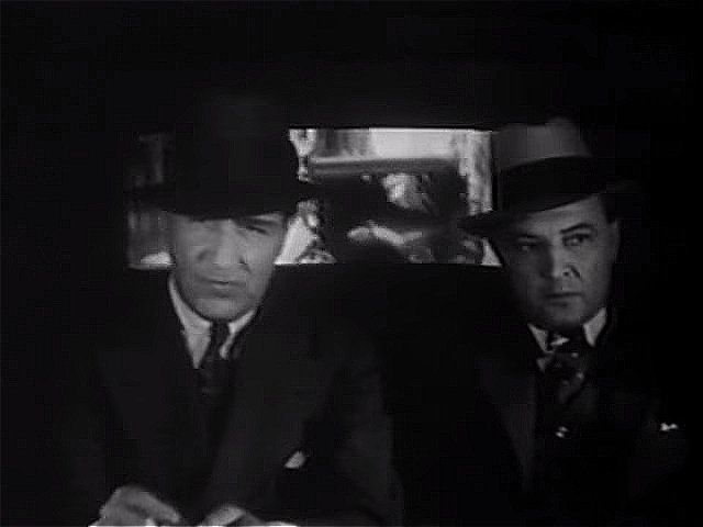 Conway Tearle, Robert Frazer | The King Murder (1932)
