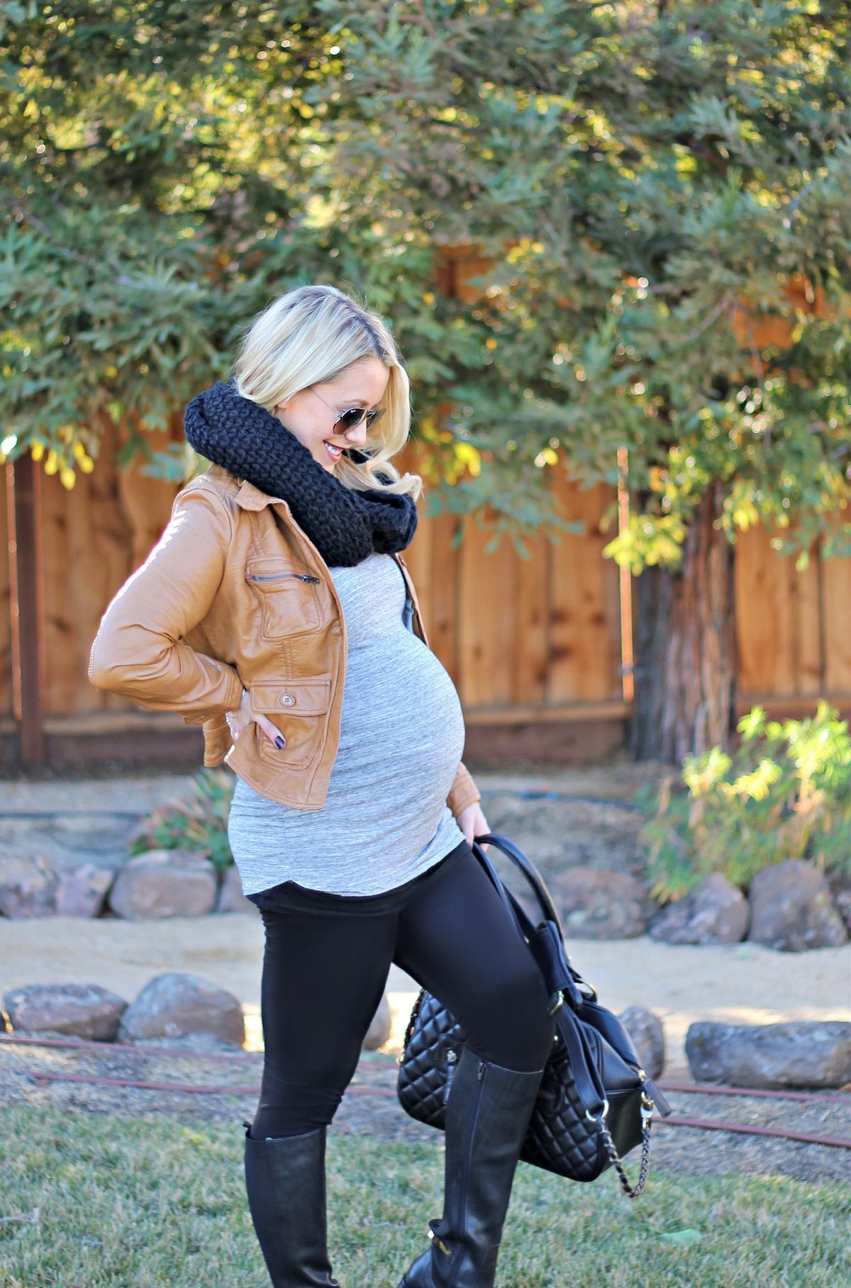 Walking With Dancers Good Pregnant