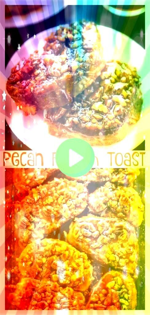 Pecan Pie French Toast Overnight Pecan Pie French Toast The original Jello slime recipe Only 3 ingredients and taste safe Strawberry stuffed French Toast with lots of ber...