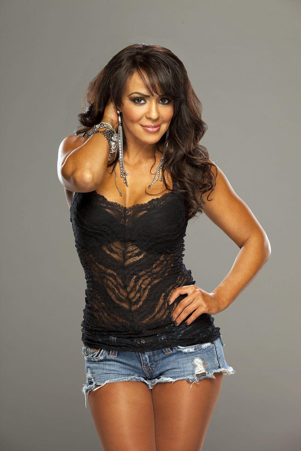 Layla el tape wwe sex