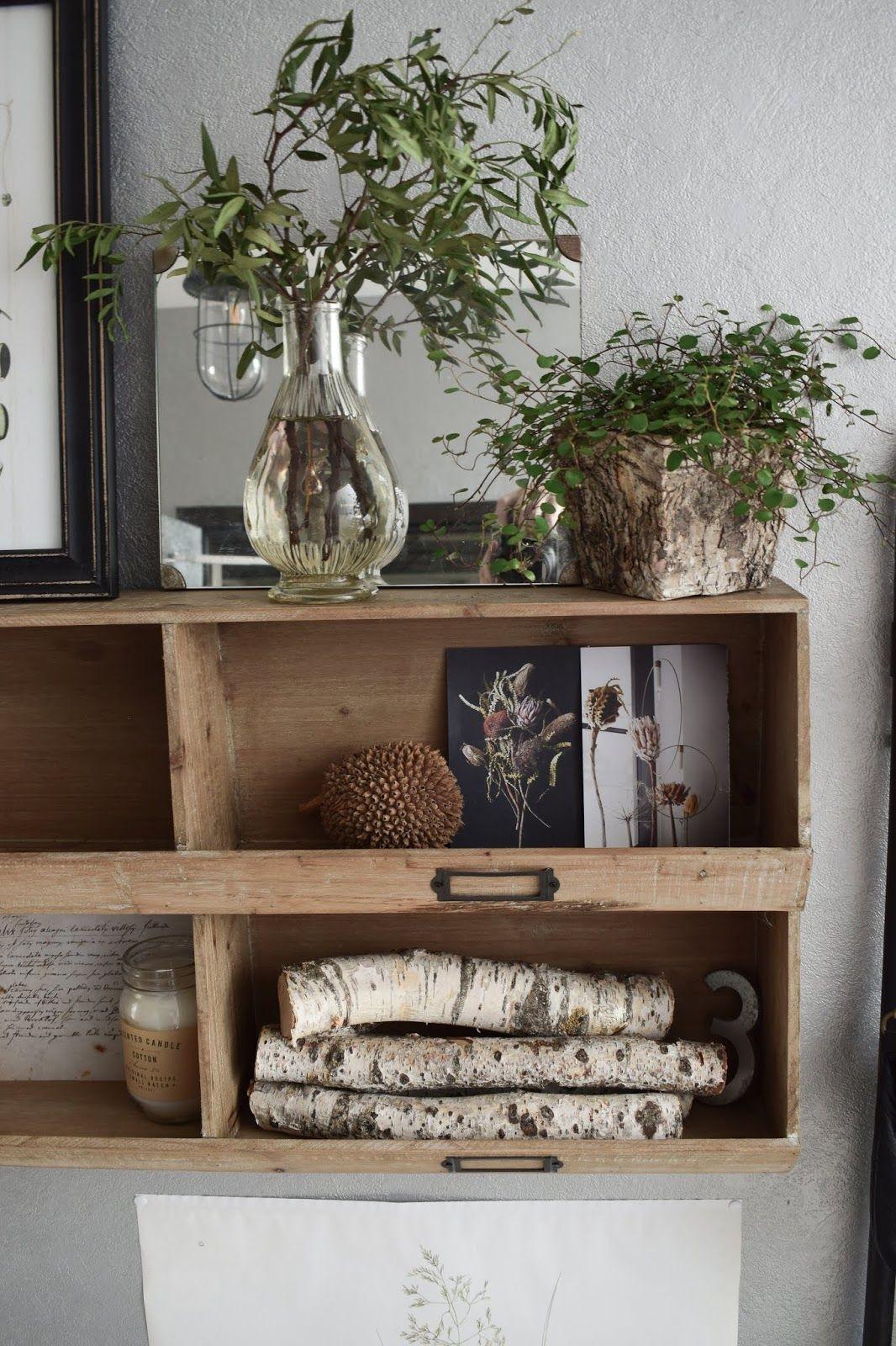 Naturliche Frischekur Fur Die Diele Garderobe Ideen Flur Dekoration