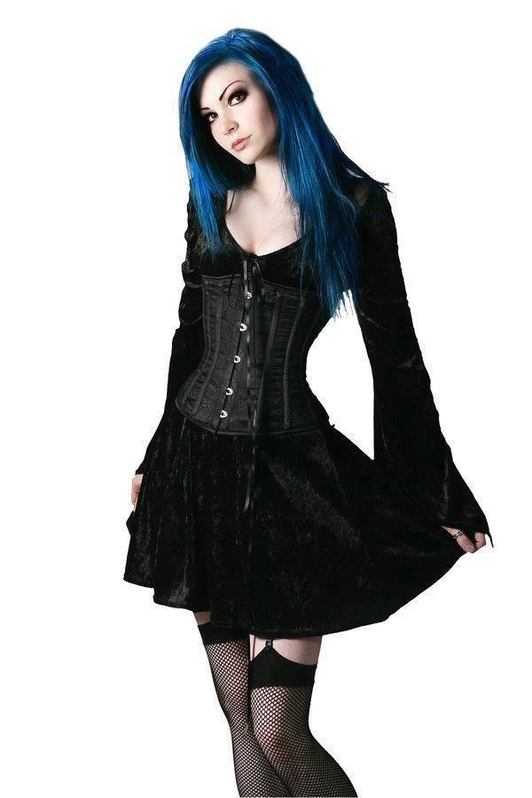 GOTH / PUNK / EMO | Dresses and Skirts | Pinterest | Emo ...