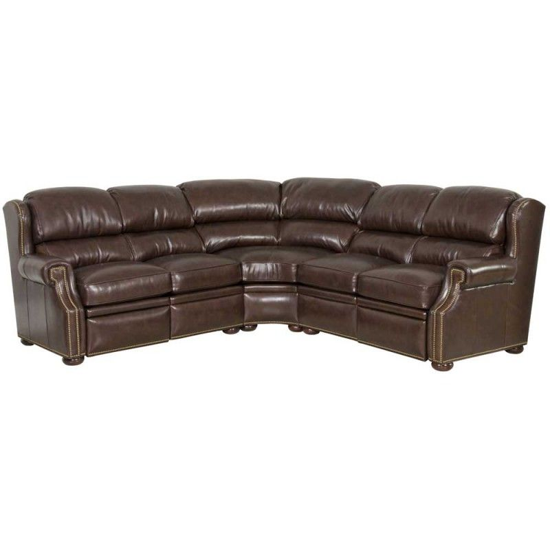 Superb Bradington Young Reid Reclining Sectional By 912 55 56 68 Andrewgaddart Wooden Chair Designs For Living Room Andrewgaddartcom