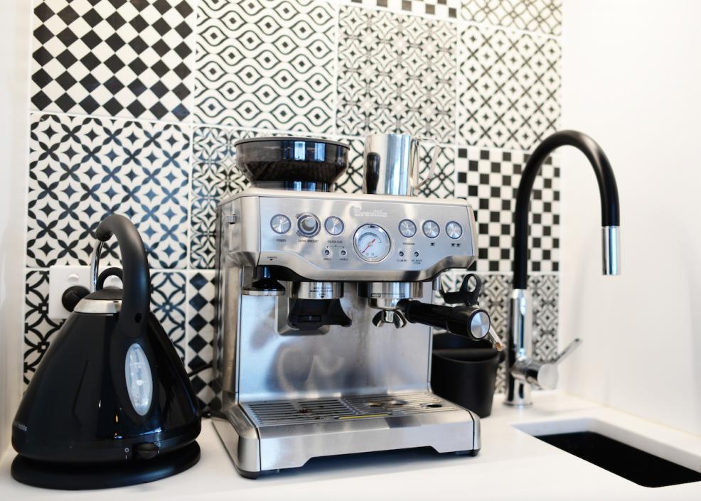 Kitchen Design Monochrome Tiles Coffee Station Kitchen Ideas Black Pleasing Nz Kitchen Design 2018