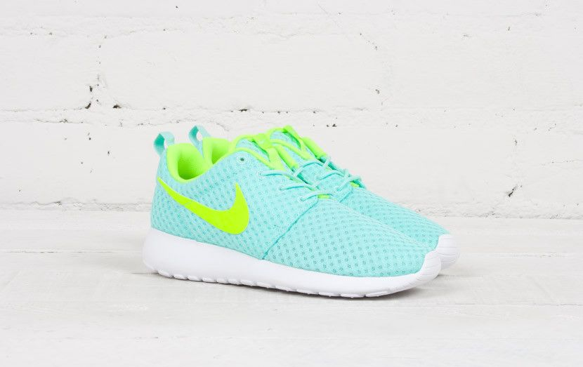 "Nike Womens Roshe Run BR ""Artisan Teal"" 