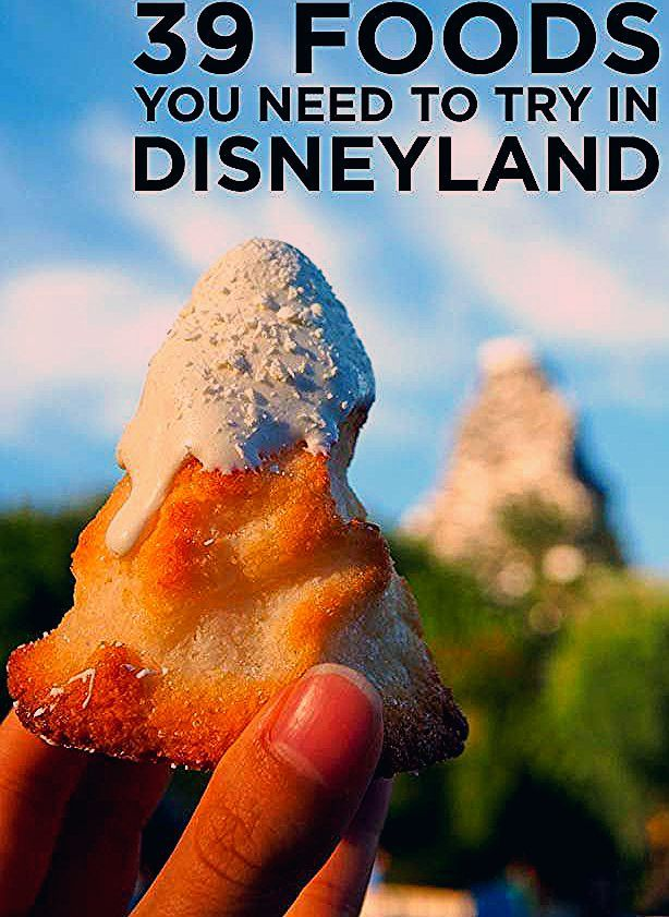 Photo of 39 of the Best Food at Disneyland You Need to Try