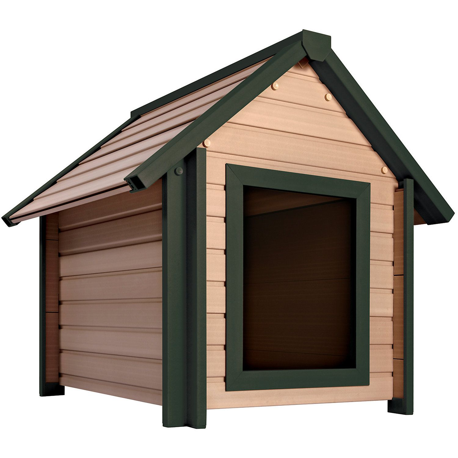 New Age Pet Bunkhouse Dog House X Large Large Dog House Dog