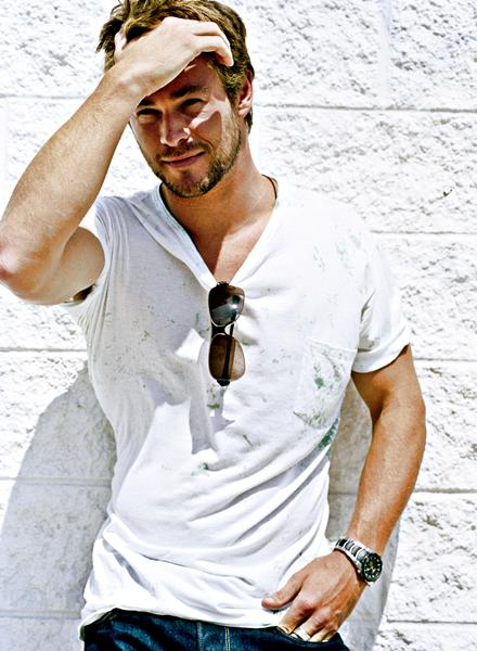 http://www.dusk-tv.com http://www.dusktv.nl Gorgeous Chris Hemsworth ♥♥