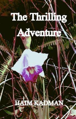 The Thrilling Adventure #wattpad #mystery-thriller