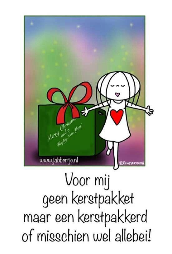 Kerstpakkert...