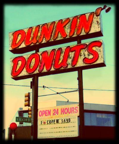 Pin By Cindy Bishwaty On Roadtrip Dunkin Donuts Dunkin Coffee Snobs