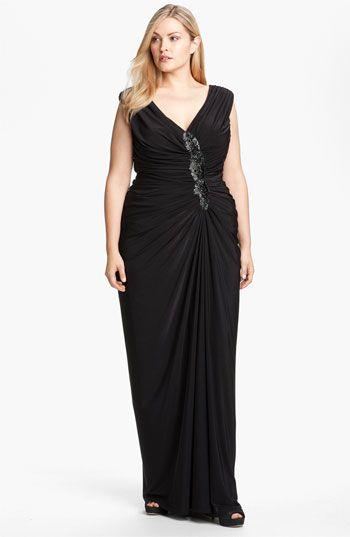 31becc25bda Look Stylish With Formal Dresses Plus Size   100+ Gorgeous Ideas https