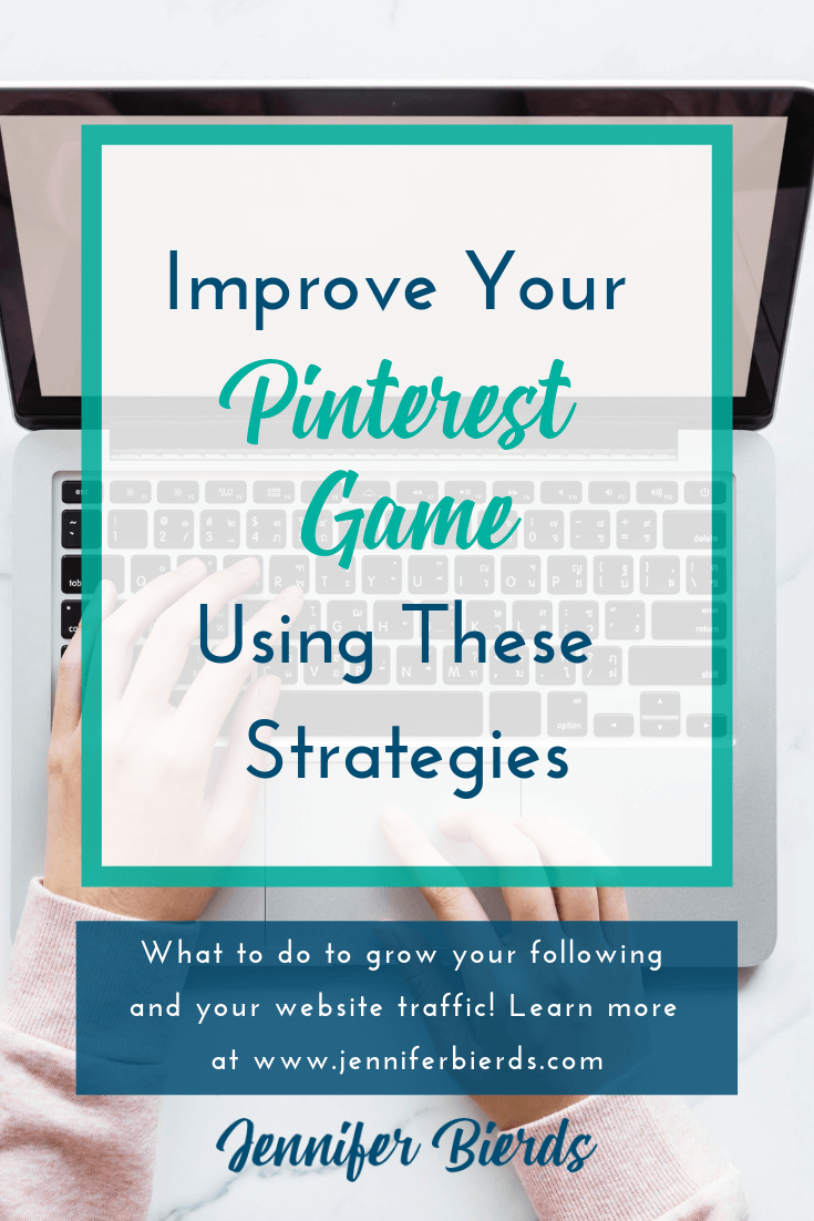 Improve Your Pinterest Game Using These Strategies Small