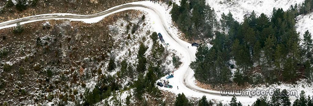 WRC 2013: Rallye Monte Carlo: Día 4