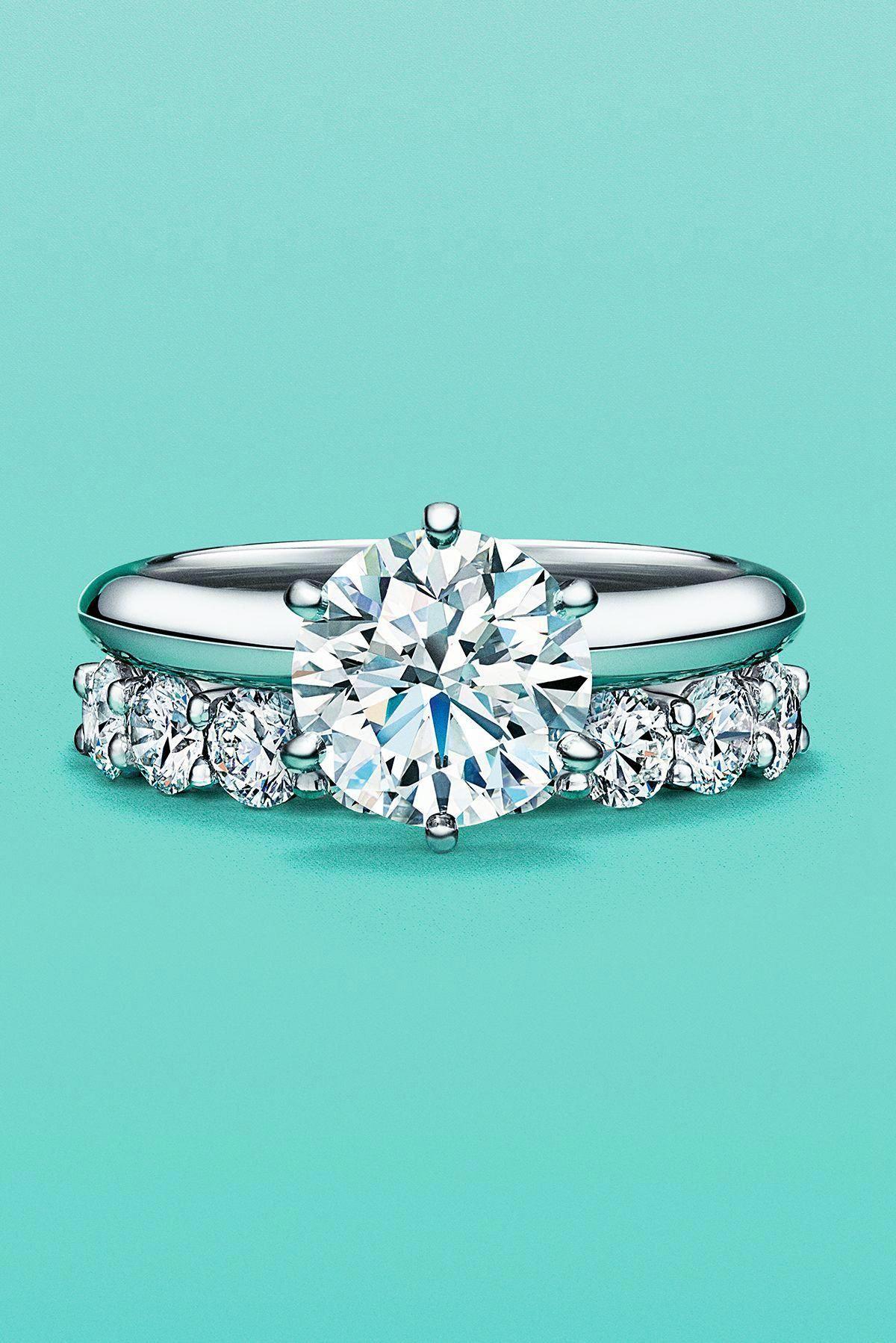Natural Rough Diamond Engagement Ring 14K Rose Gold Black