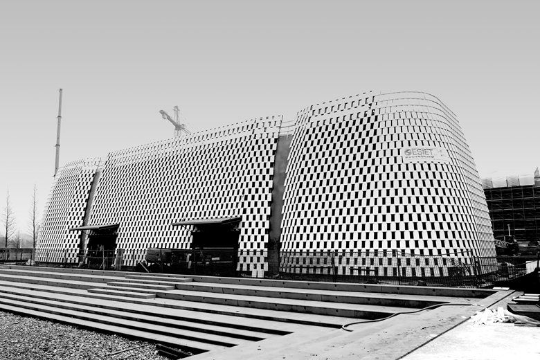 Intesa Sanpaolo Pavilion at Expo Milano 2015 | Work in progress, Milan, 2015 - architetto Michele De Lucchi