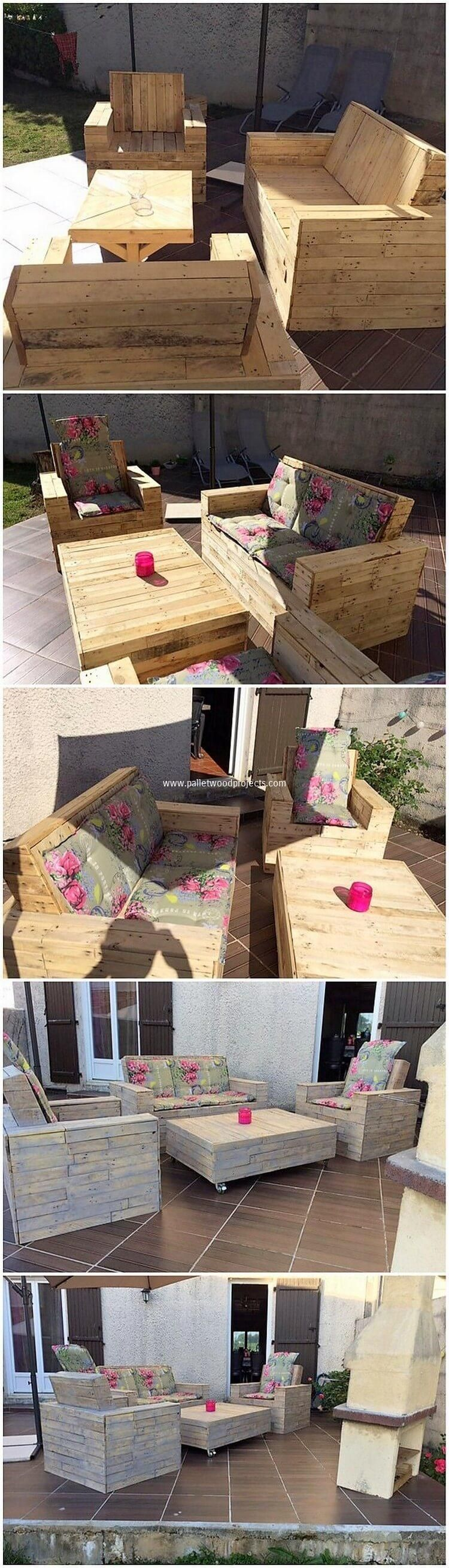 If You Are Fond Of Using Wood Pallet For Your