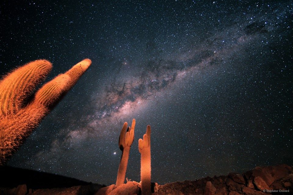 Milky Way in Los Cielos de Chile