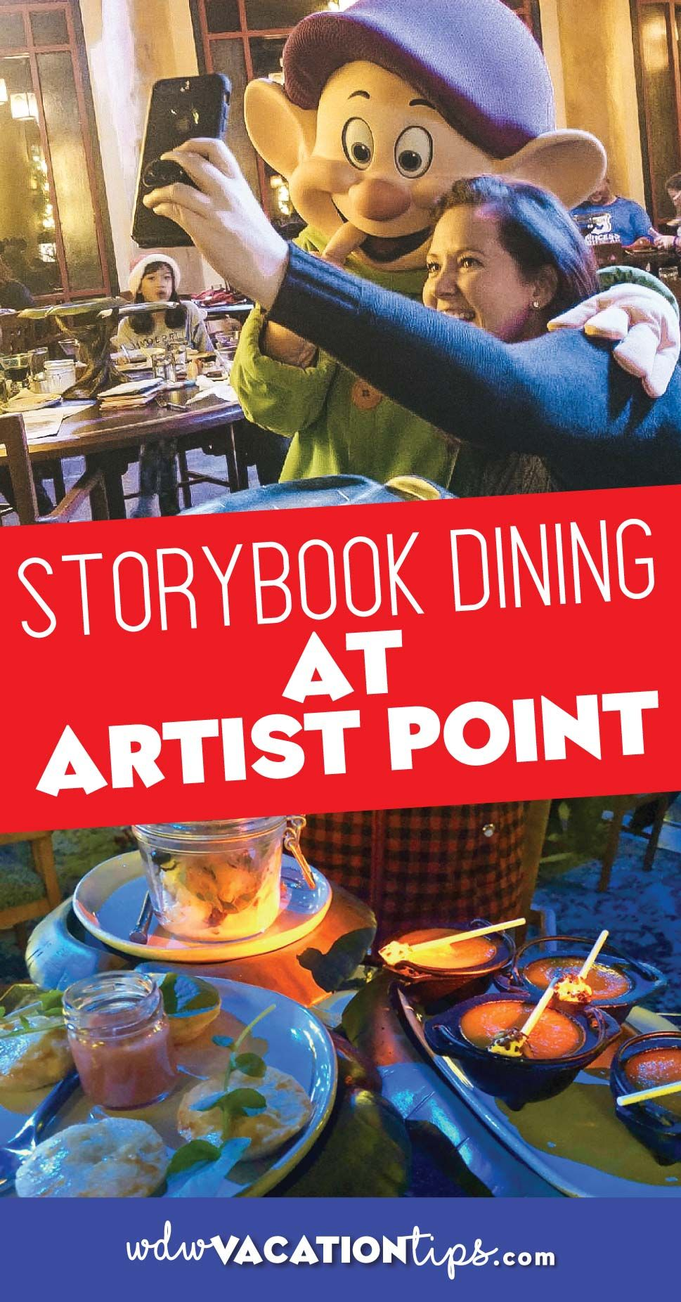 Swell Storybook Dining At Artist Point Top Wdw Disney World Home Interior And Landscaping Synyenasavecom