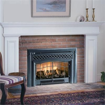 Killington Gas Fired Wood Stove Fireplace Insert From HearthStone | Cozy  Fireplaces | Pinterest | Stove Fireplace, Fire Wood And Fireplace Inserts