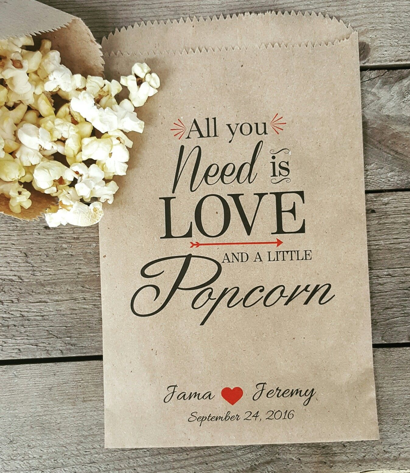 Wedding Favor Bags - Treat Bags - Candy Buffet Bags | Wedding favor ...