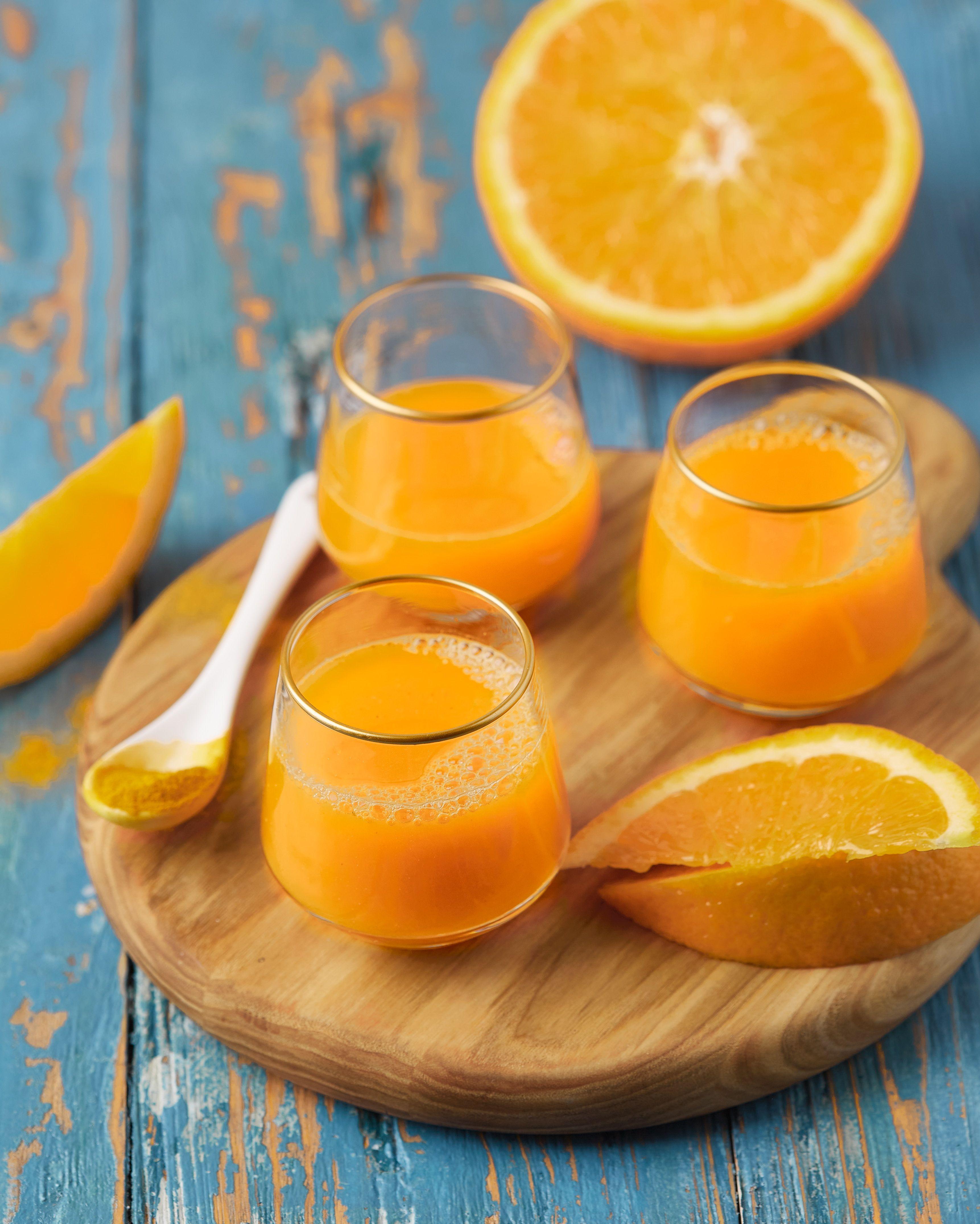 Carrot And Turmeric Juice عصير الجزر والكركم Turmeric Juice Turmeric Juice