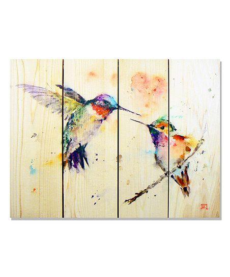 DayDream Love Bird Inside/Outside Wall Art | zulily | #Outdoors ...