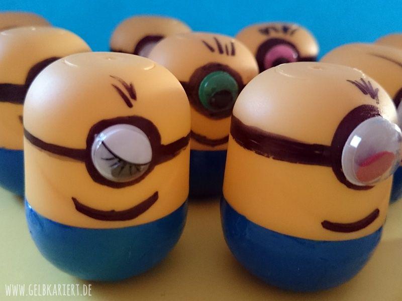Großartig Ideen Für Geburtstagsparty | Minion Party | Spielideen | Basteln | Deko |  Kindergeburtstag | Feiern Mit Kindern | Minions | Gelbkariert Blog