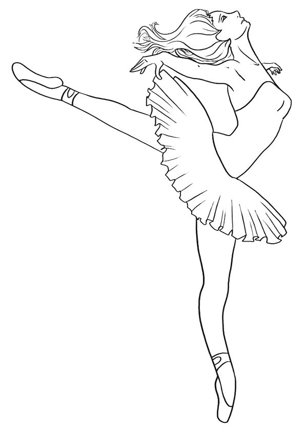 Click Share This Story On Facebook Dance Coloring Pages Ballerina Coloring Pages Ballerina Art Paintings