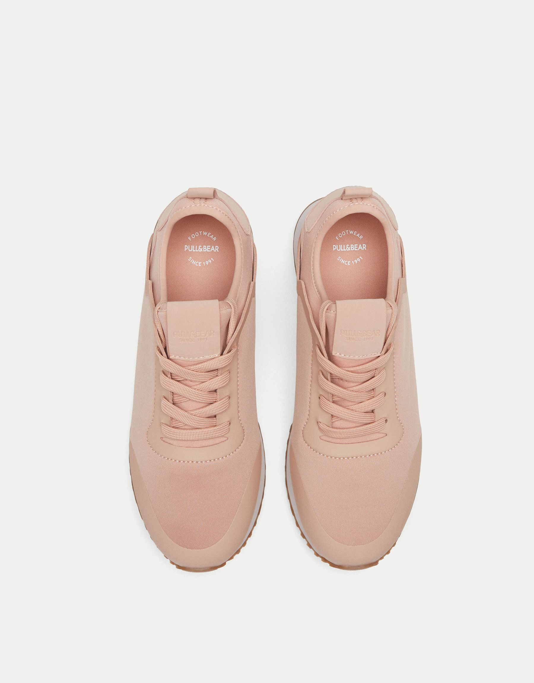 separation shoes 86236 db3a9 Street sneakers - See all - Shoes - Woman - PULL BEAR Serbia