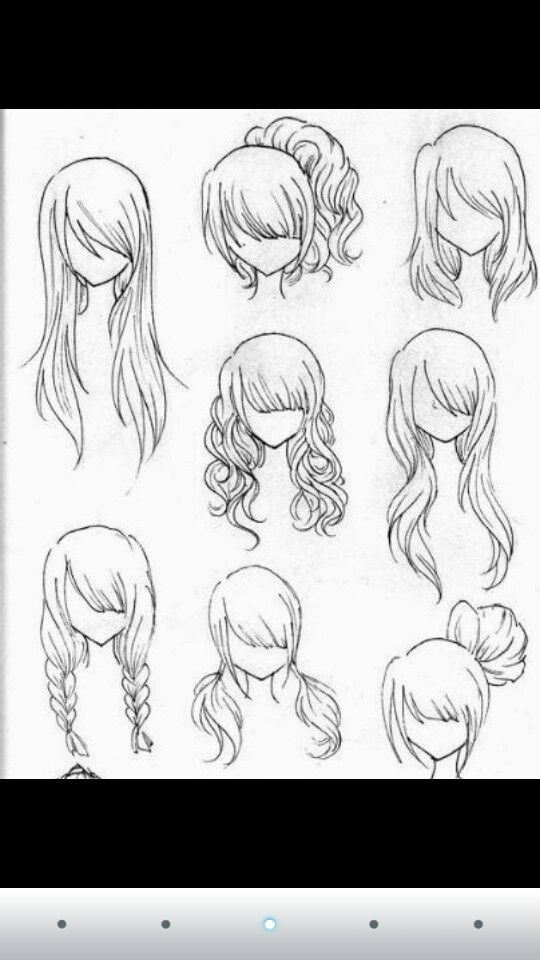 Fácil peinados anime Imagen De Cortes De Pelo Tendencias - Imagenes De Peinados Anime Para Dibujar - ideas de peinado