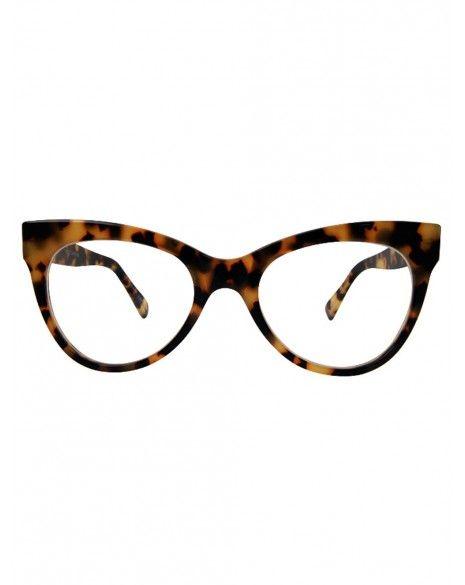 7f20558b06702 Square Cat Eye Glasses   Tokyo Tort. Óculos De GrauÓculos ...
