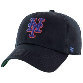 quality design 435fa 03602 ... mlb 47 circuit snapback cap orange white royalblue new york mets hats  5082927 ef09b 5a3fd  best price mens new york mets 47 black franchise  fitted hat ...