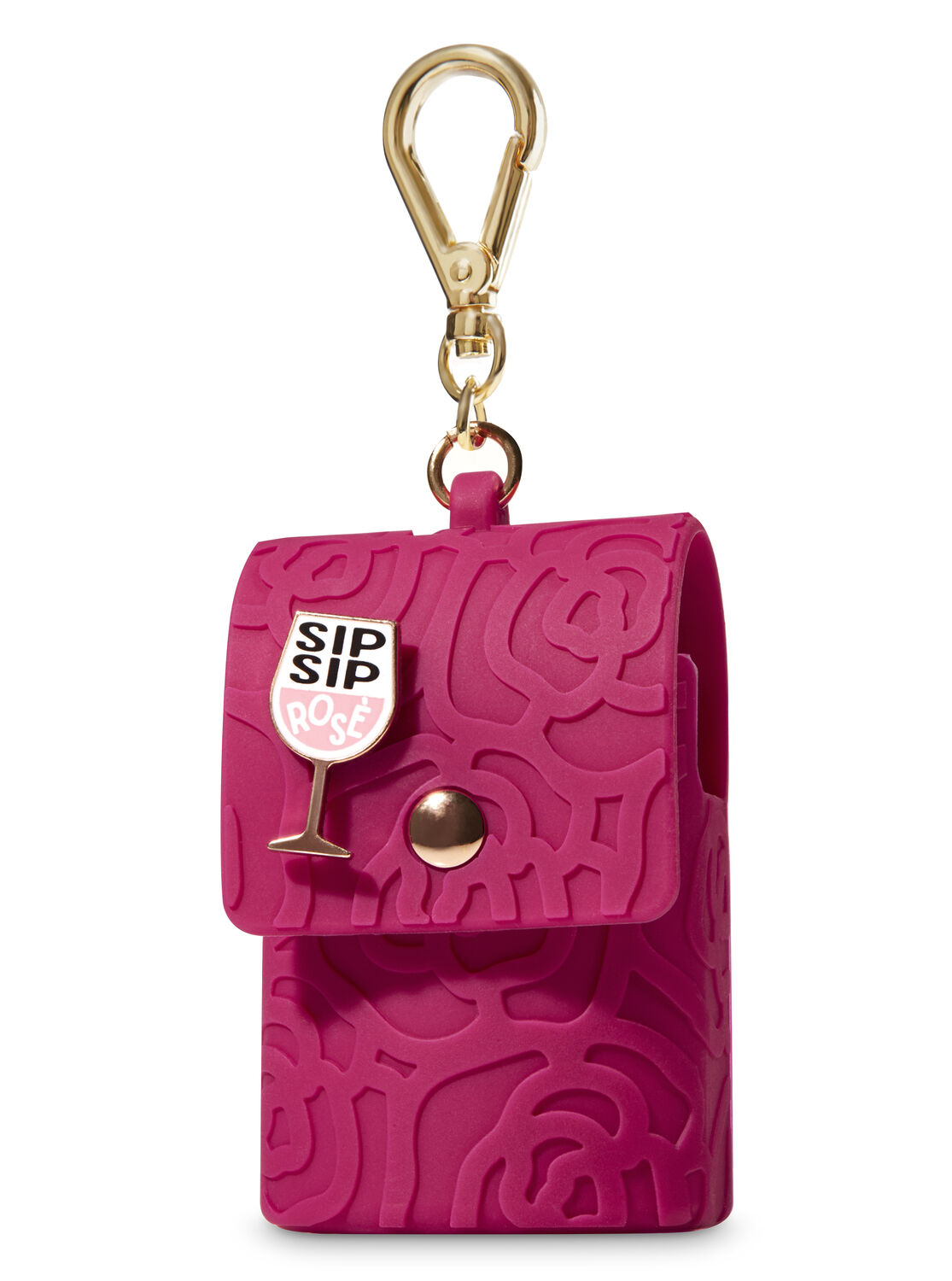 Sip Sip Rose Pocketbac Holder Bath Body Works Bath Body