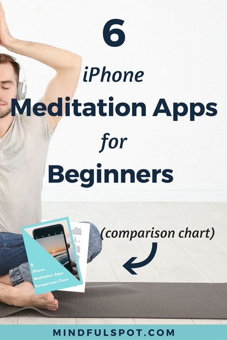6 Free Meditation Apps That Will Teach You How To Meditate