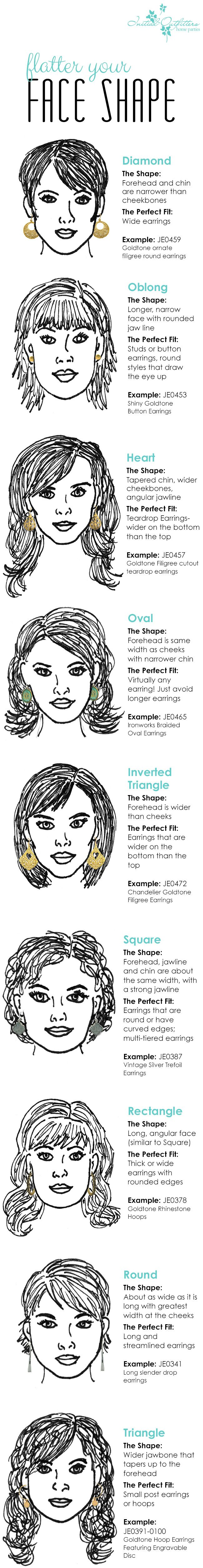 15 tips and tricks on how to flatter your face shape | my