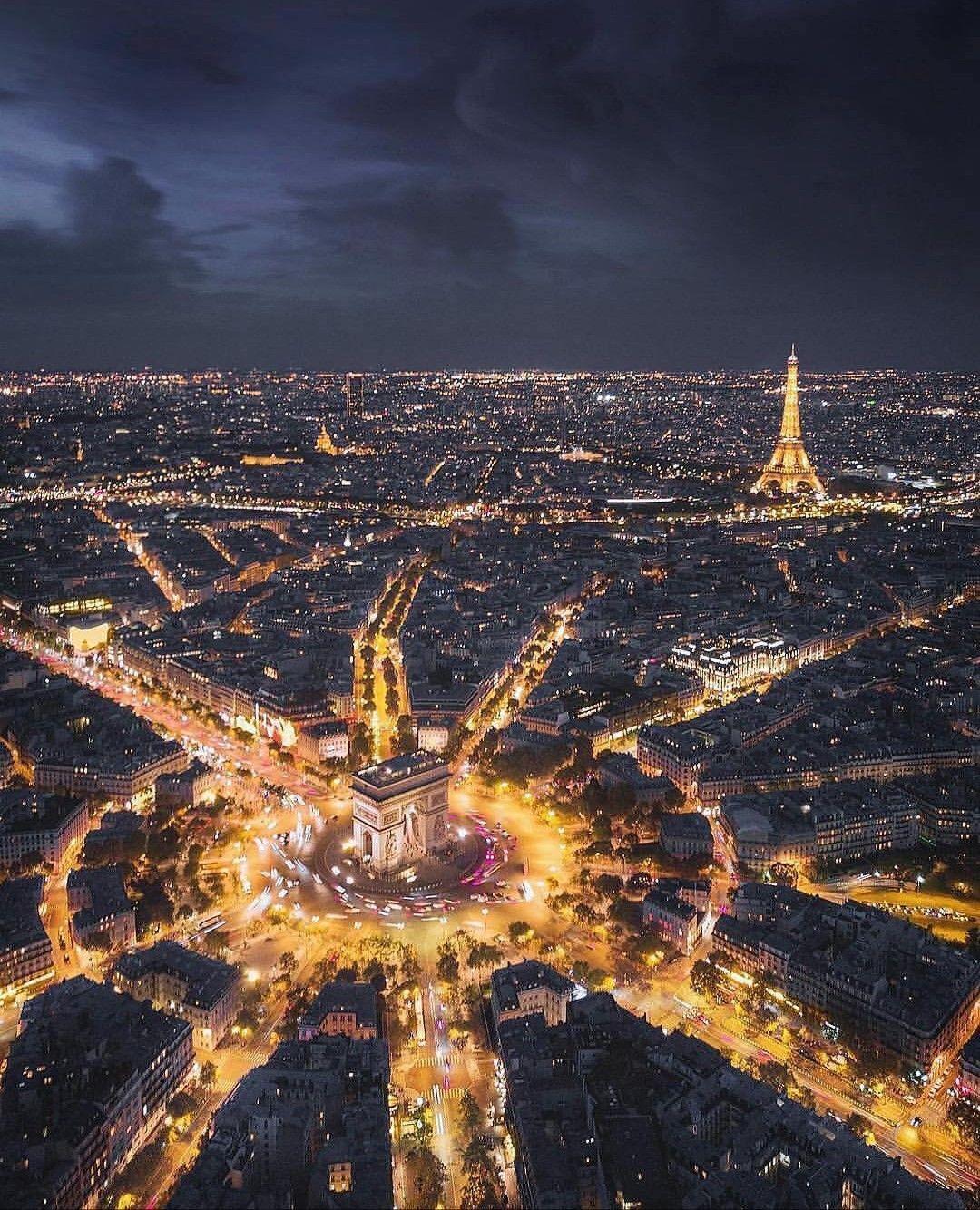 Eternal Beauty Paris Paris At Night La Trip Paris Travel