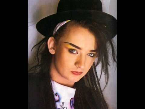 Boy George Of Culture Club Karma Chameleon Do You Really Want To Hurt Me