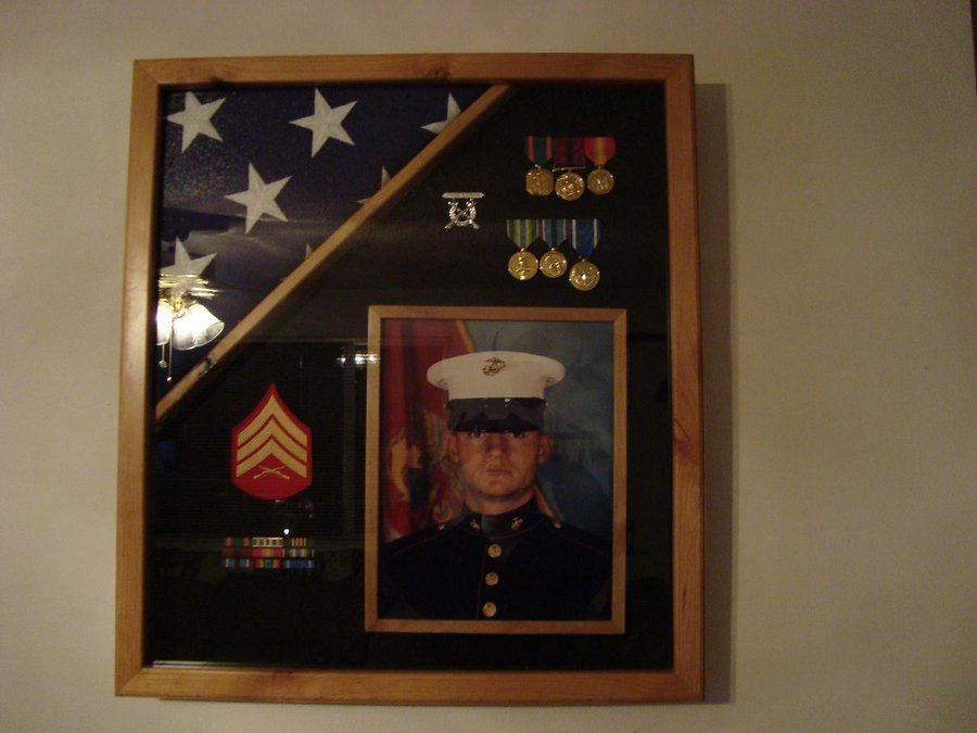 Military Shadow Box Ideas Military Retirement Shadow Box Ideas Military Uniform Shadow Box Ideas Shadow Box Id Diy Shadow Box Military Shadow Box Shadow Box