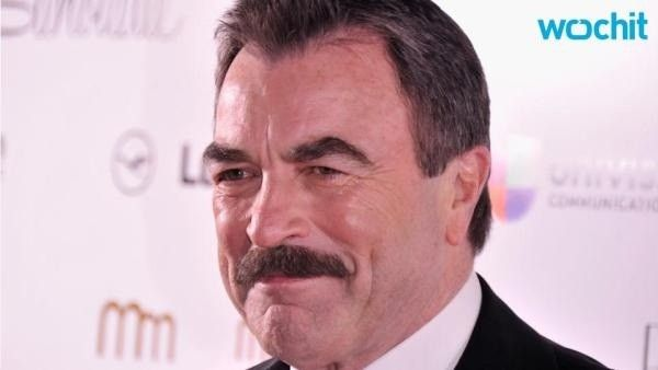Tom Selleck Accused of Public Water Theft