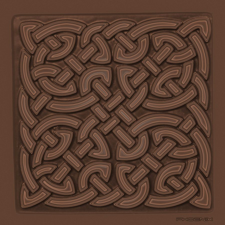 Celtic wood carving patterns pixshark images