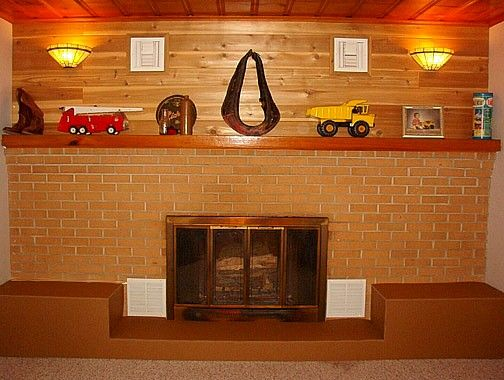 Baby Proof Your Fireplace With Our Fireplace Hearth Guard Pad A Recent After Picture Of A Fireplace With Our Hearth With Images Fireplace Hearth Fireplace Hearth
