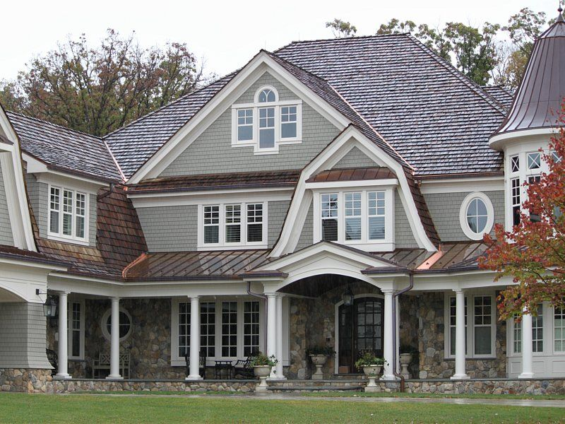 Natural stone siding for architecture for Exterior natural stone for houses